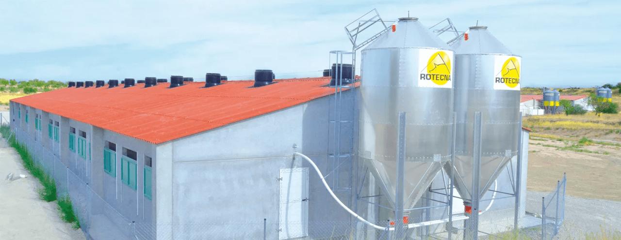 Silometric, control del contenido de los silos en tiempo real