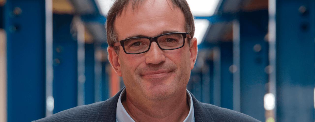 """Alberto Pascual: """"Els panells són molt eficients per reduir l'ús d'antibiòtics"""""""