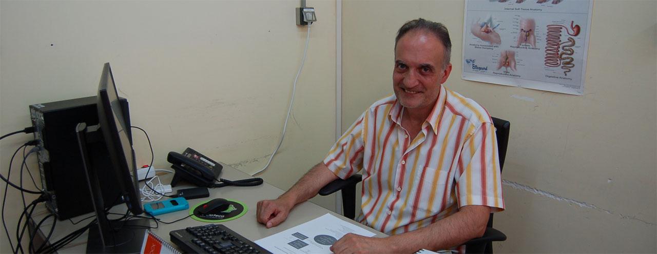 """Gerardo Blanco: """"Queremos demostrar que el uso de las TIC en la producción porcina es útil y rentable"""""""