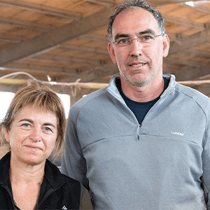 """Àngel Peretó: """"With Dositronic G, the sows' dorsal fat is more consistent"""""""