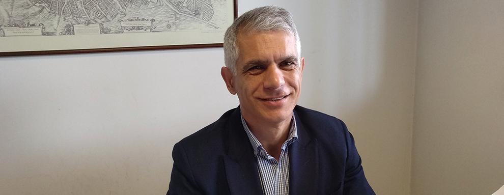 """Luís J. Romero: """"La bioseguridad tiene que ser un modo de trabajo, no una imposición"""""""