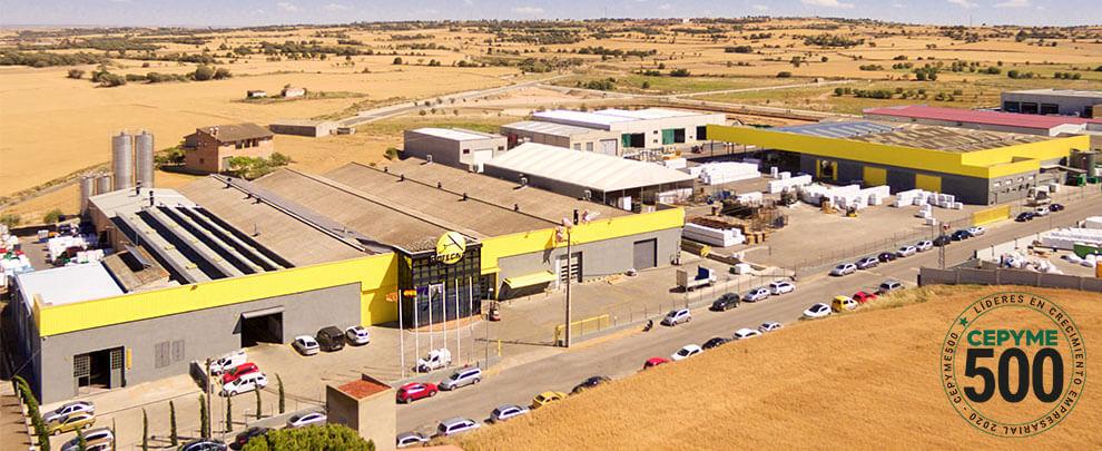 Rotecna входит в список 500 лидирующих компаний согласно федерации CEPYME