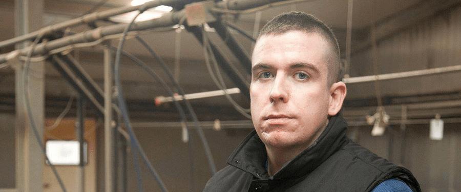 """Shane McAuliffe, de Irlanda: """"Las maternidades con parideras libres son el futuro del sector porcino"""""""