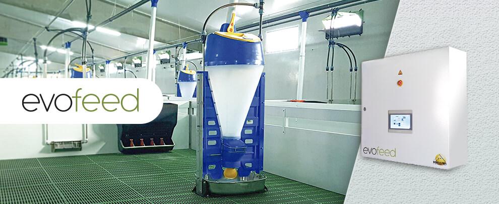 Evofeed, nuevo sistema de control de alimentación multifase