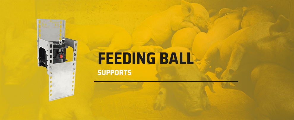 New supports for Feeding Ball