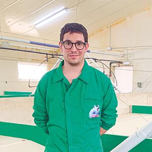 """J. Farrés: """"Los Ni-2 Destete aportan un mayor confort al lechón"""""""