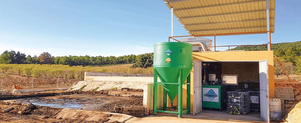 E. Novales: «Переработка жидкого навоза - это вопрос экологически устойчивого развития»