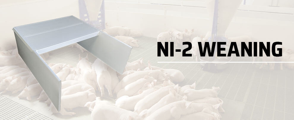 Rotecna launches the new Ni-2 Weaning