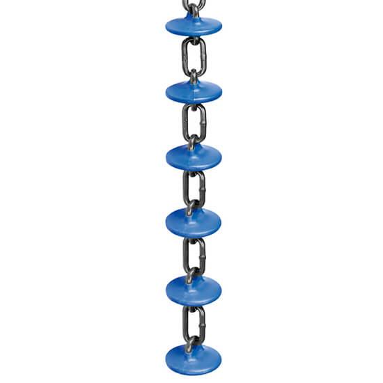 Cadena azul Rotecna para distribucion alimentación