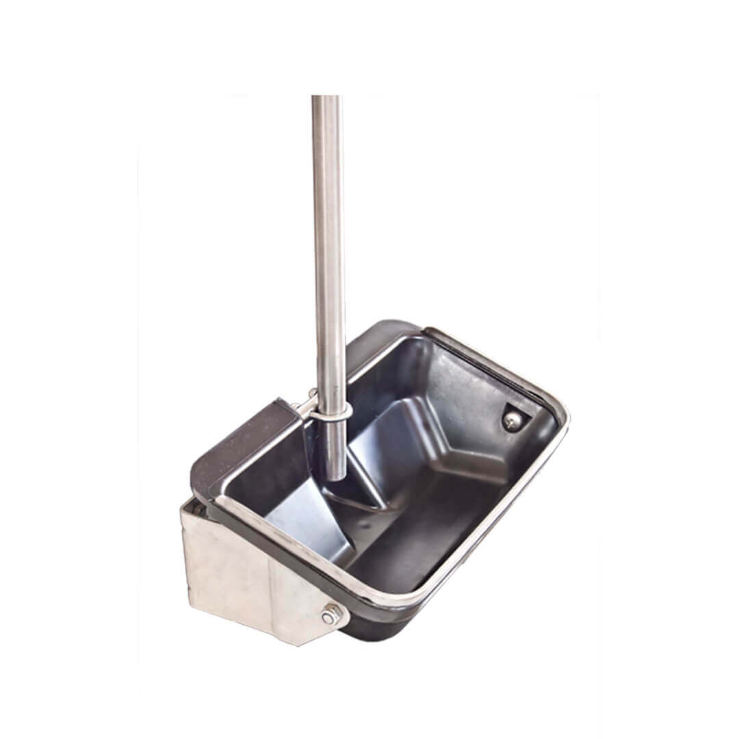 El Swing Drinker permet un fàcil acccés als garrins més petits