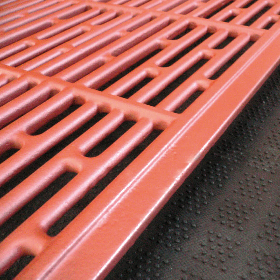 Image of the Rotecna Ferrocast slat