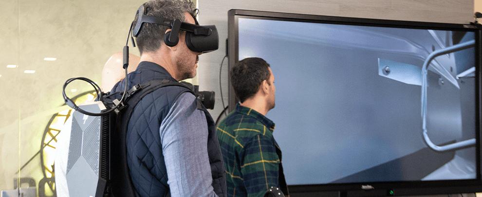 Rotecna incorpora la realidad virtual en el desarrollo de sus productos
