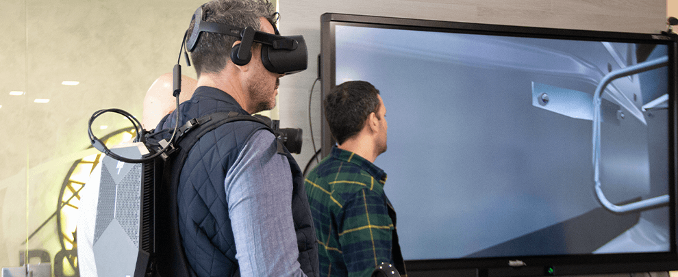 Rotecna incorpora la realitat virtual en el desenvolupament dels seus productes