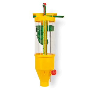 SIX-S, el dosificador amb embragatge amb un mínim per sota dels 100 g