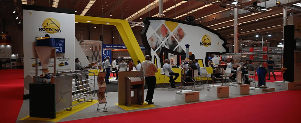 Rotecna приняла участие в недавней выставке FIGAN