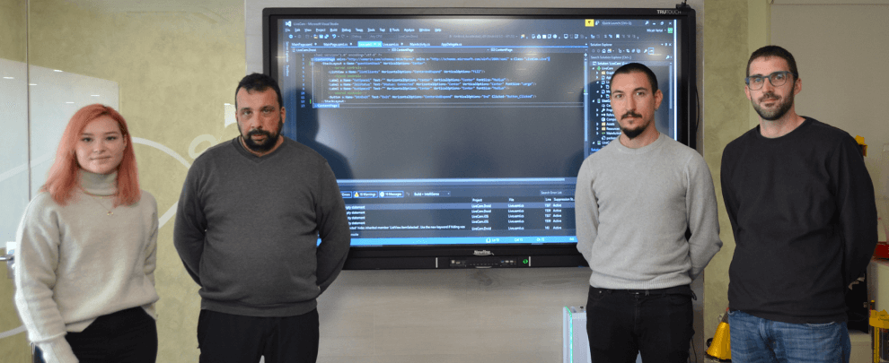 Rotecna creates a new Software department