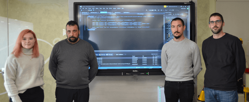 Rotecna создает новый отдел разработки программного обеспечения