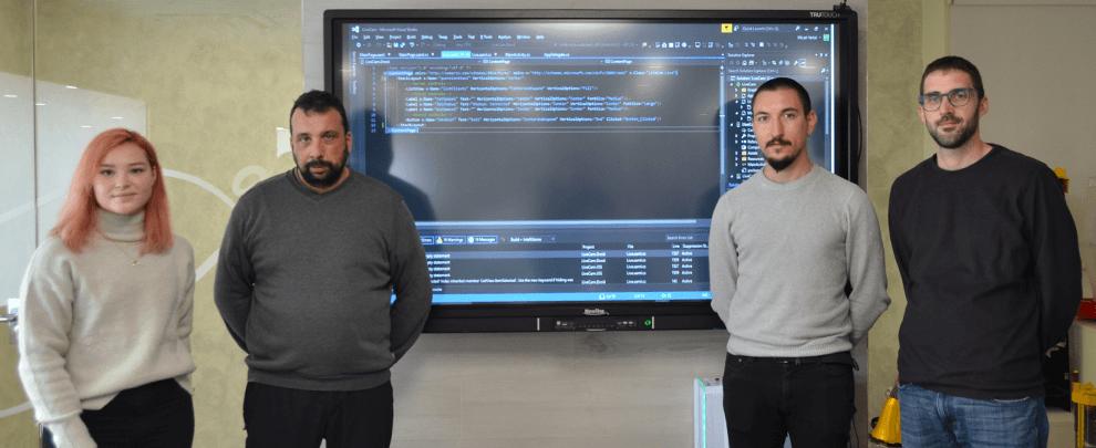 Rotecna crea un nuevo departamento de Software